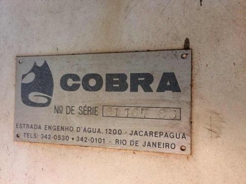 cobra canguru 19  ( casco )