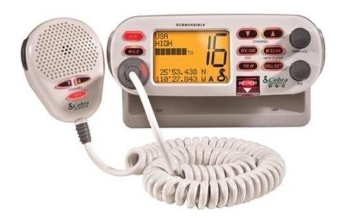 cobra marine radio mr f75-d