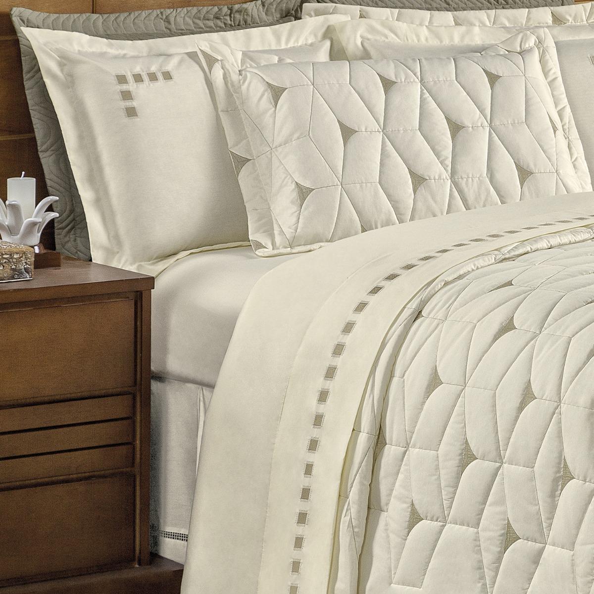 4003eae504 kit cobre leito cama casal padrão + jogo de cama 7 peças. Carregando  zoom... cobre leito cama cama. Carregando zoom.