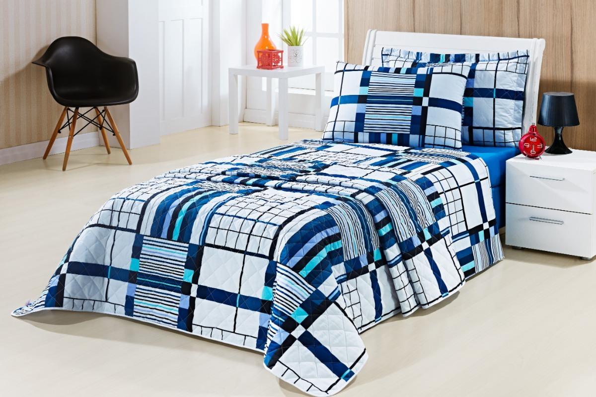 aacc4e378e cobre leito + jogo de cama completo masculino algodão 5 peçs. Carregando  zoom.