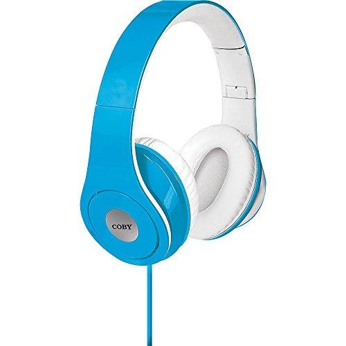 coby premium jammerz ligero extra bajo estéreo auriculares