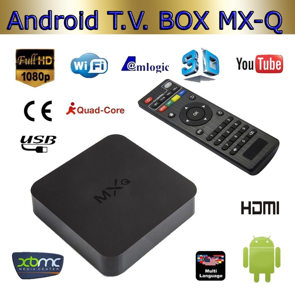 Coby Smart Tv Box Android Quad Core 1gb Ram 8gb Full Hd