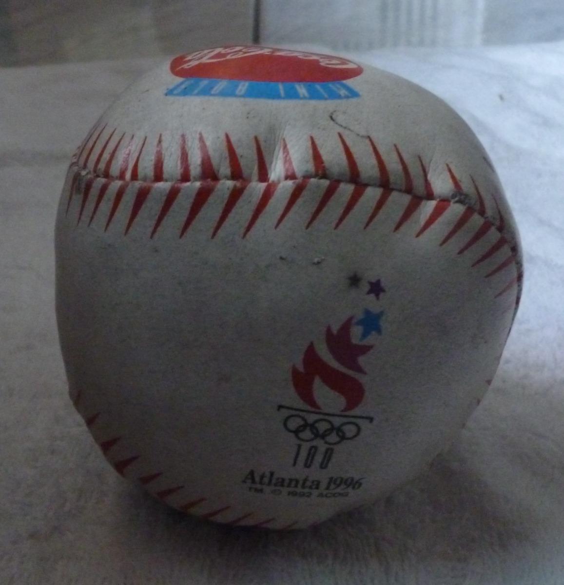 coca cola bola de futebol americano baseball olimpiadas 1996. Carregando  zoom. d08f9d0dc549e