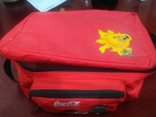 coca cola bolsa hielera verano de 2001
