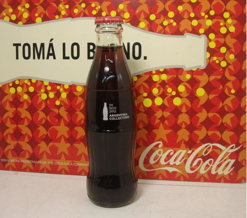 coca cola botella