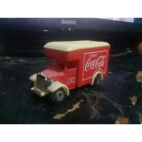 Coca-cola Camionetita Antigua