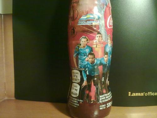 coca cola de uruguay copa america 2011