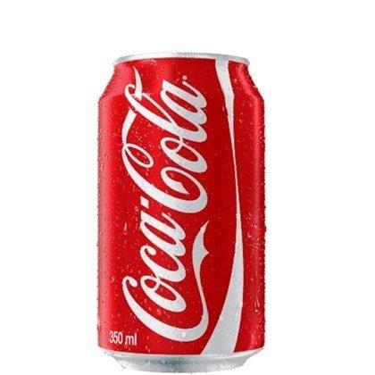 coca cola lata 350ml 30 unidades