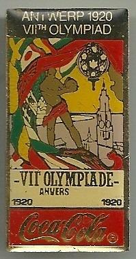 Resultado de imagem para Olimpíadas de 1920 E A COCA COLA