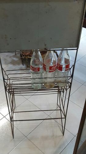coca cola terrible pizarron de publicidad 1960 sin uso