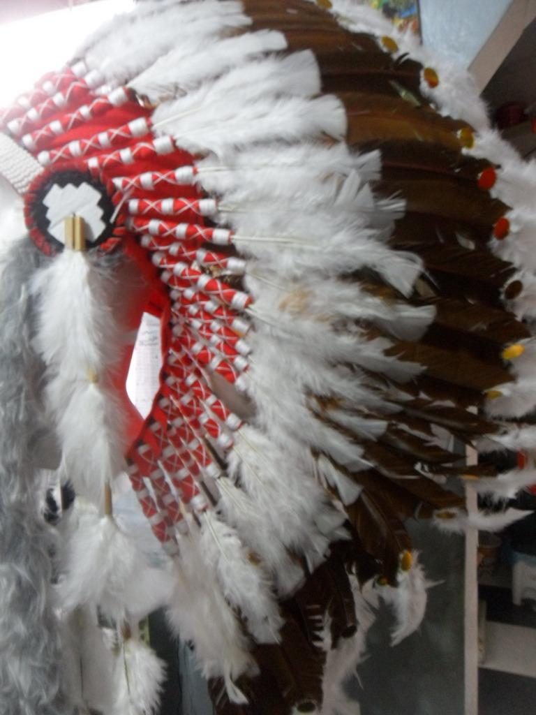 Cocar indigena repro nativo americano xamanismo marrom - Fogli da colorare nativo americano ...