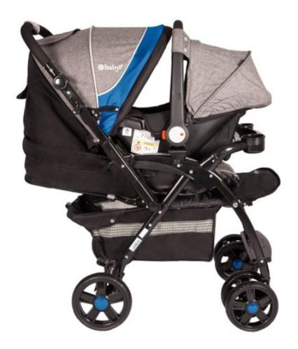 coche 4 en 1 ebaby con silla para carro . nva coleccion!