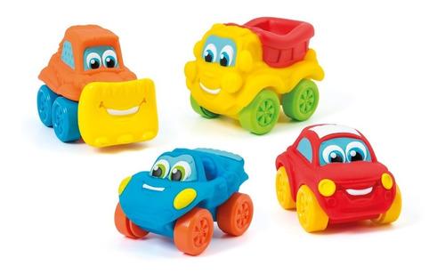 coche autito soft blandos para bebes baby clementoni