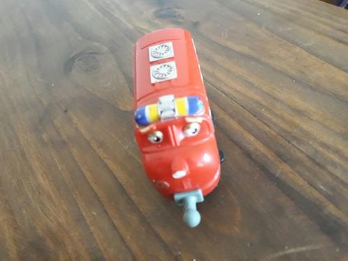 coche autobomba bomberos