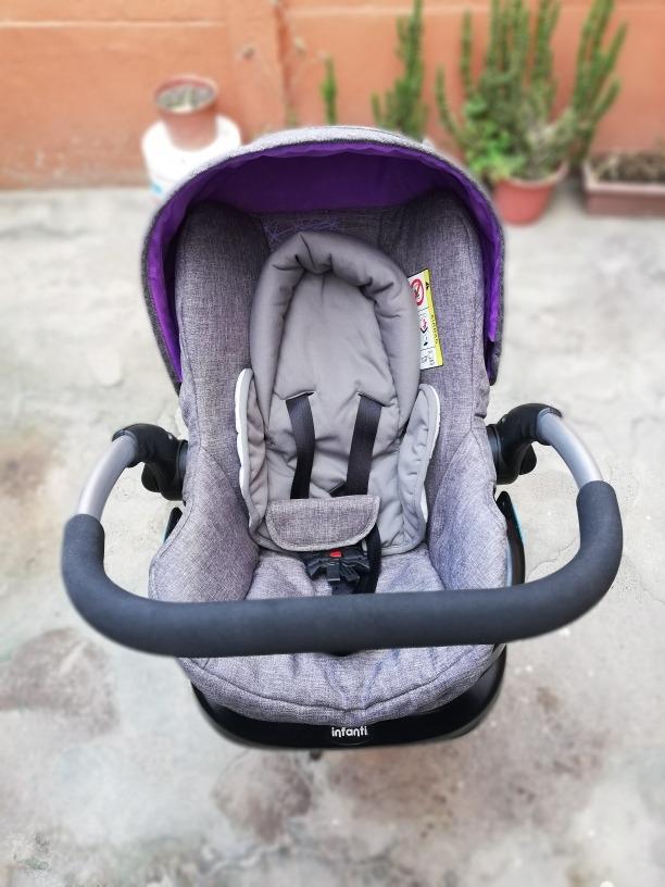 8ff0a7eec Coche Baby Infanti Lifestyle + Silla Para Auto - $ 90.000 en Mercado ...