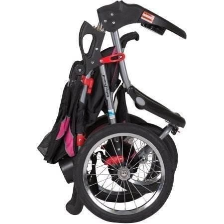 coche baby trend expedition jogger silla carro pink