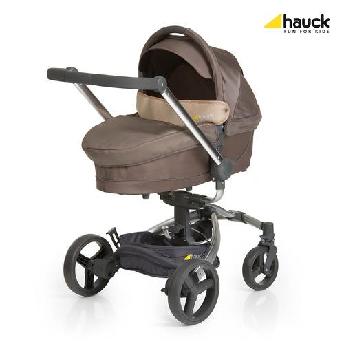 coche + babysilla twister set moises - 360 - hauck original