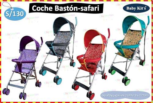 coche baston baby kits