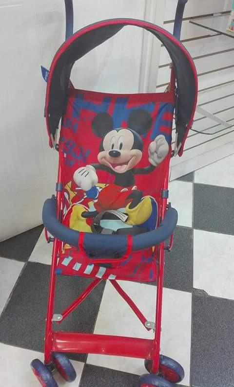 ff81b30d3 Coche Baston Mickey Minnie Importados Envio A Provincia - S/ 199,00 ...