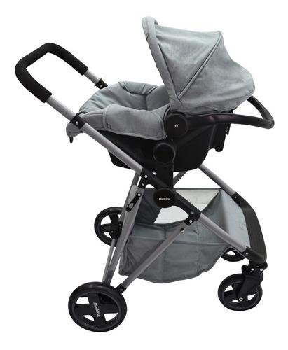 coche bebe 4 en 1 moises, paseador, silla nido priori maddox