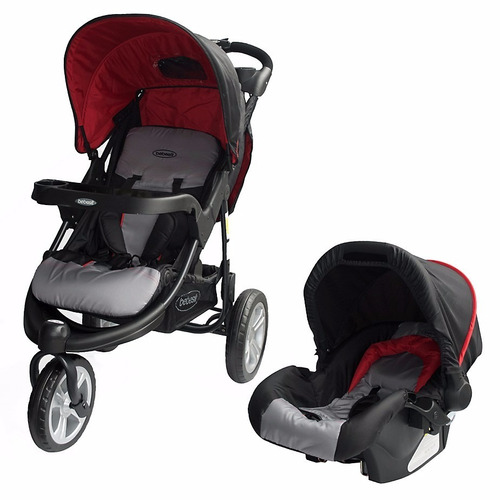 coche bebe fox bebesit travel system 3 ruedas