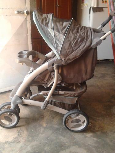 coche bebé graco
