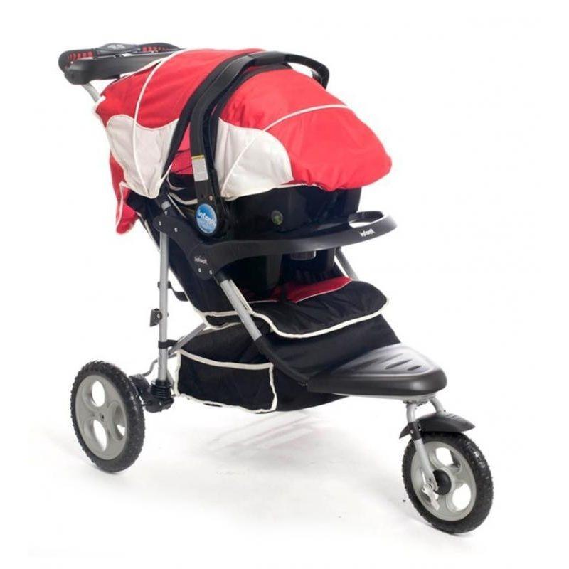 9ebc5d80d Coche Bebe Infanti 3 Ruedas St242 De Lujo Envíos Gratis !! - $ 4.850 ...