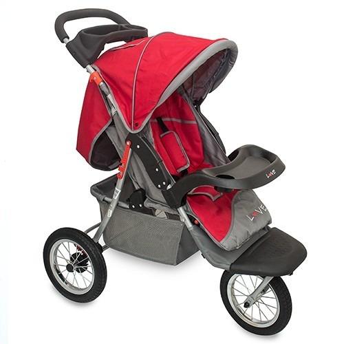 coche bebe jogger love rueda maciza bandejas babymovil 1299