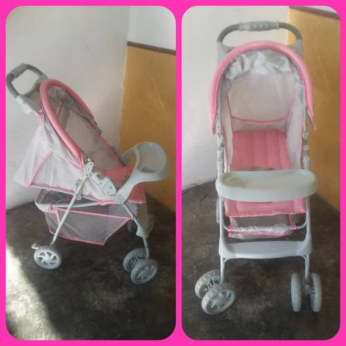 coche bebe morocho niño niña rosado azul