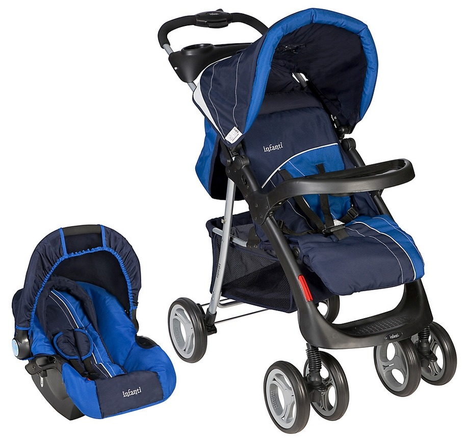 Coche bebe paseo baby silla infanti sensacion for Precio de silla bebe para coche