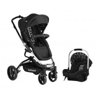 coche bebesit eclipse + baby silla -  eg21