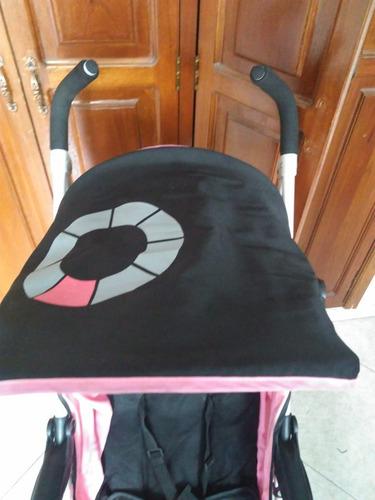 coche bebesit kronos rosado