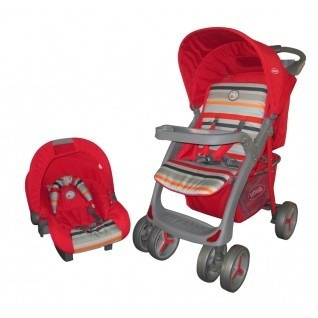 coche bebesit lisboa  + baby silla - eg21