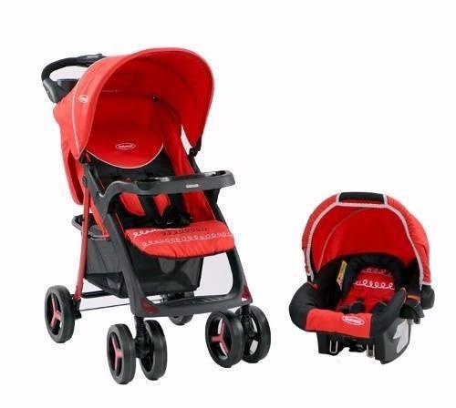coche bebesit modelo lisboa con baby silla,