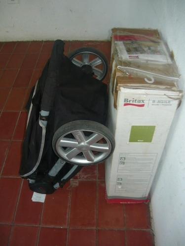 coche britax b agile
