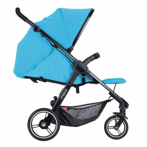 coche buggy inteligente deportivo para niños marca phil&teds
