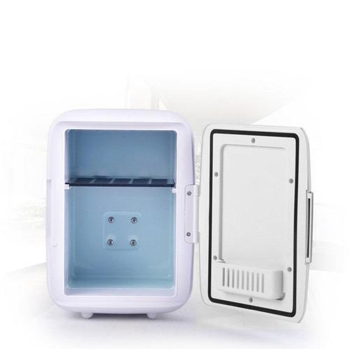 coche casa refrigerador mini frigorífico 4l pequeño calefacc