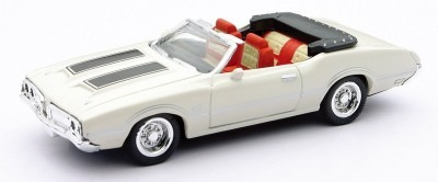 coche clásico 442 w-30 city cruiser new ray escala 1/43