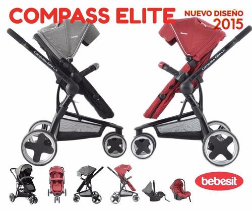coche compass elite bebesit  5150  eg21