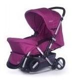 coche cuna mecedora de bebe,manija reversible, nuevo,paseo