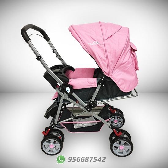 aa4a8bc00 Coche Cuna Para Bebé 3 Posiciones Exclusivo Nuevo Caja - S/ 299,99 ...