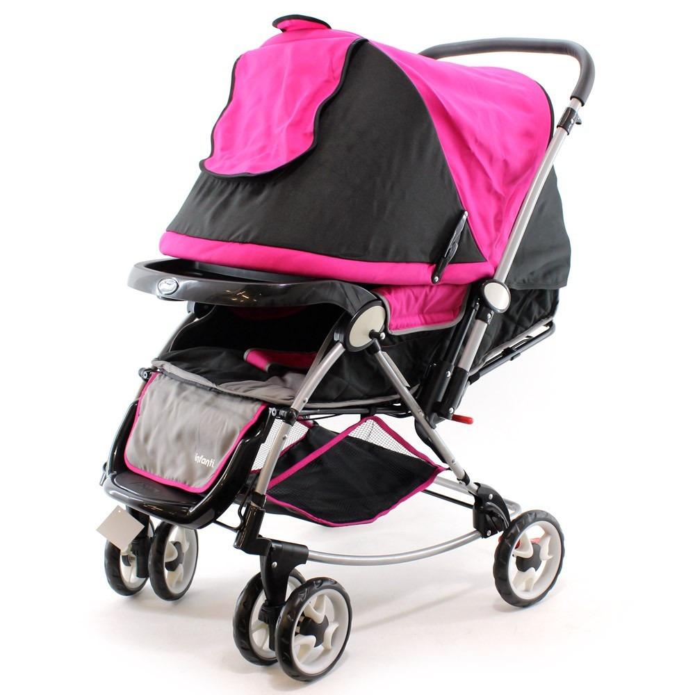 b62193fdc Coche Cuna Rosado Bebés Niños Niñas Infanti - $ 830.024 en Mercado Libre