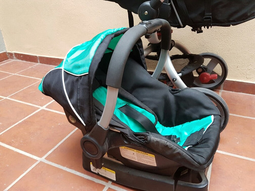 coche de bebé axis 360