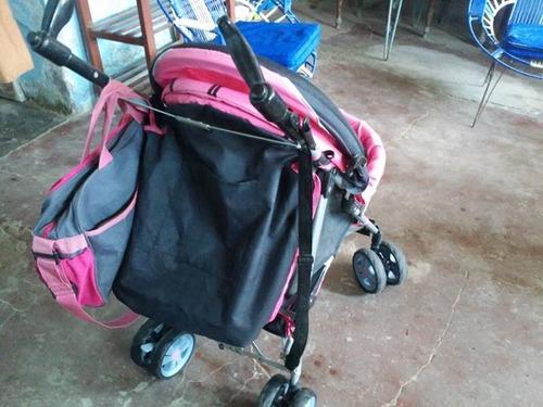 coche de bebe marca  my baby  + pañalea (nuevo) chiclayo
