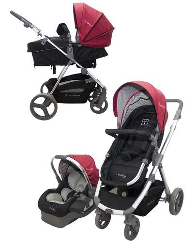 coche de bebé travel system 3-1 modern huevito base moises