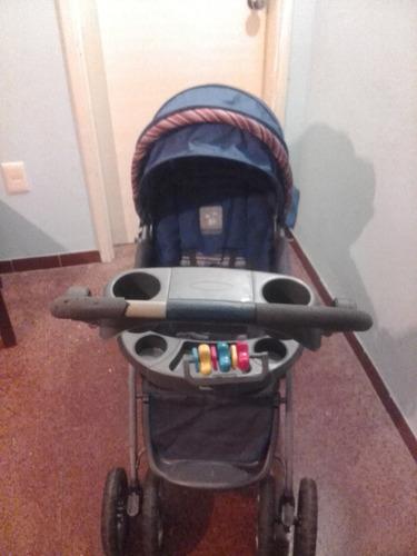 coche de bebe usado, esta completo y sano.