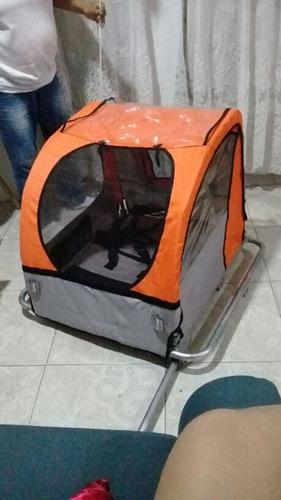 coche de bicicleta para bebe