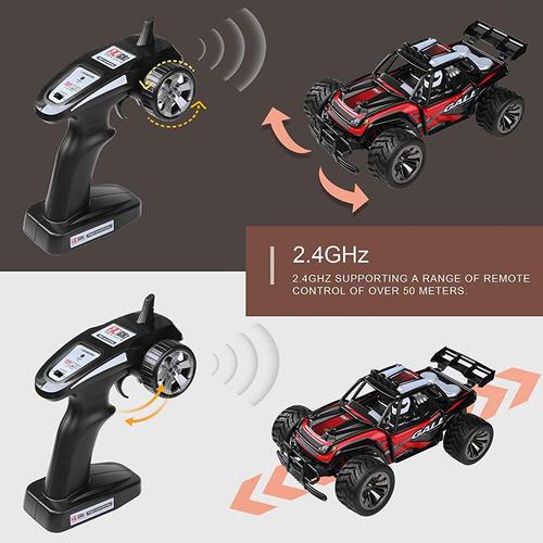 coche de control remoto rc buggy - 2 wd 2.4 ghz off-road