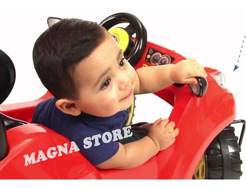 coche de empuje push car adventure boy andador biemme 2a6 añ