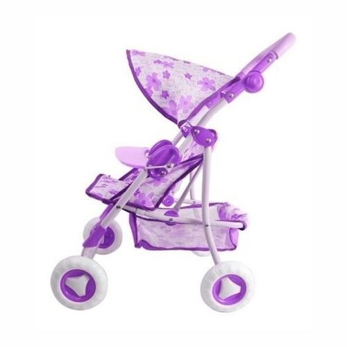 coche de juguete grande plegable para niña